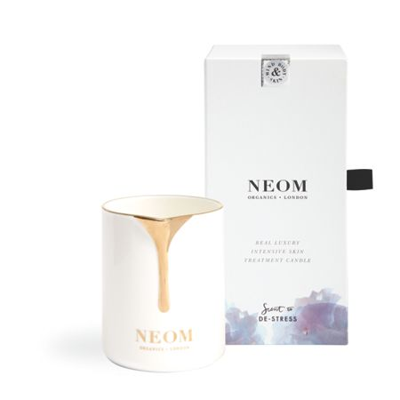 Neom Real Luxury Intensive Skin Treatment Candle 140g