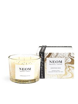 Christmas Wish 3 Wick Candle 380g
