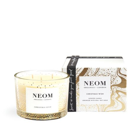 Neom Christmas Wish 3 Wick Candle 380g