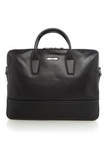 Hugo Boss Element Leather Document Bag