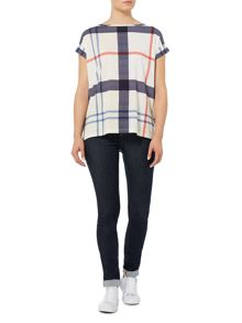Barbour Barbour lamington top