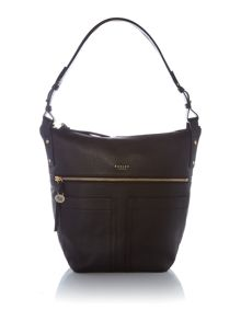 Radley Kensal large ziptop hobo bag
