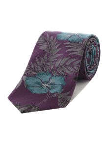 Ted Baker Mallin Large Floral Printed Tie