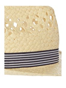 Criminal Paperweave Trilby