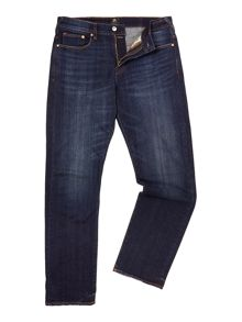 PS By Paul Smith Standard fit dark wash jeans
