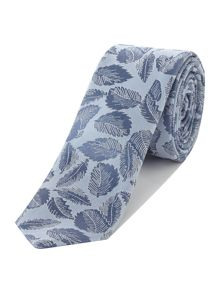 Ted Baker Indones Leaf Printed Tie