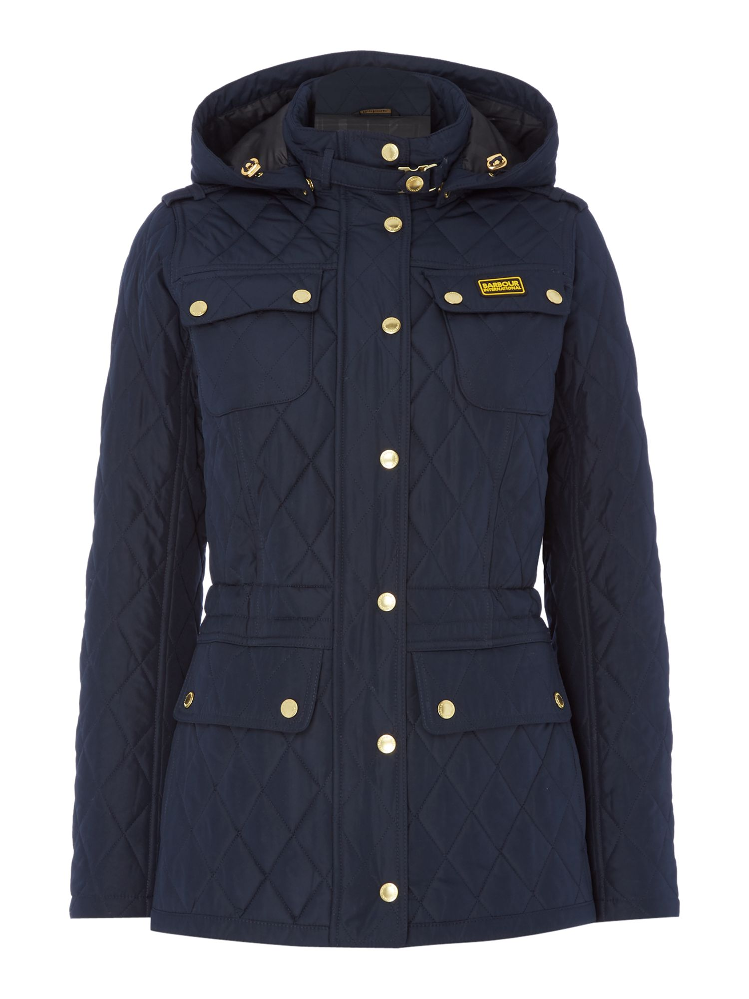 Barbour Barbour international absorber parka, Blue
