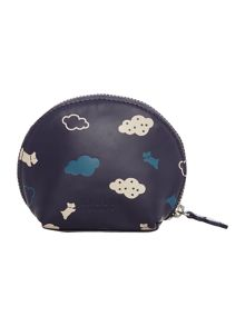 Radley Every cloud small zip around coin purse