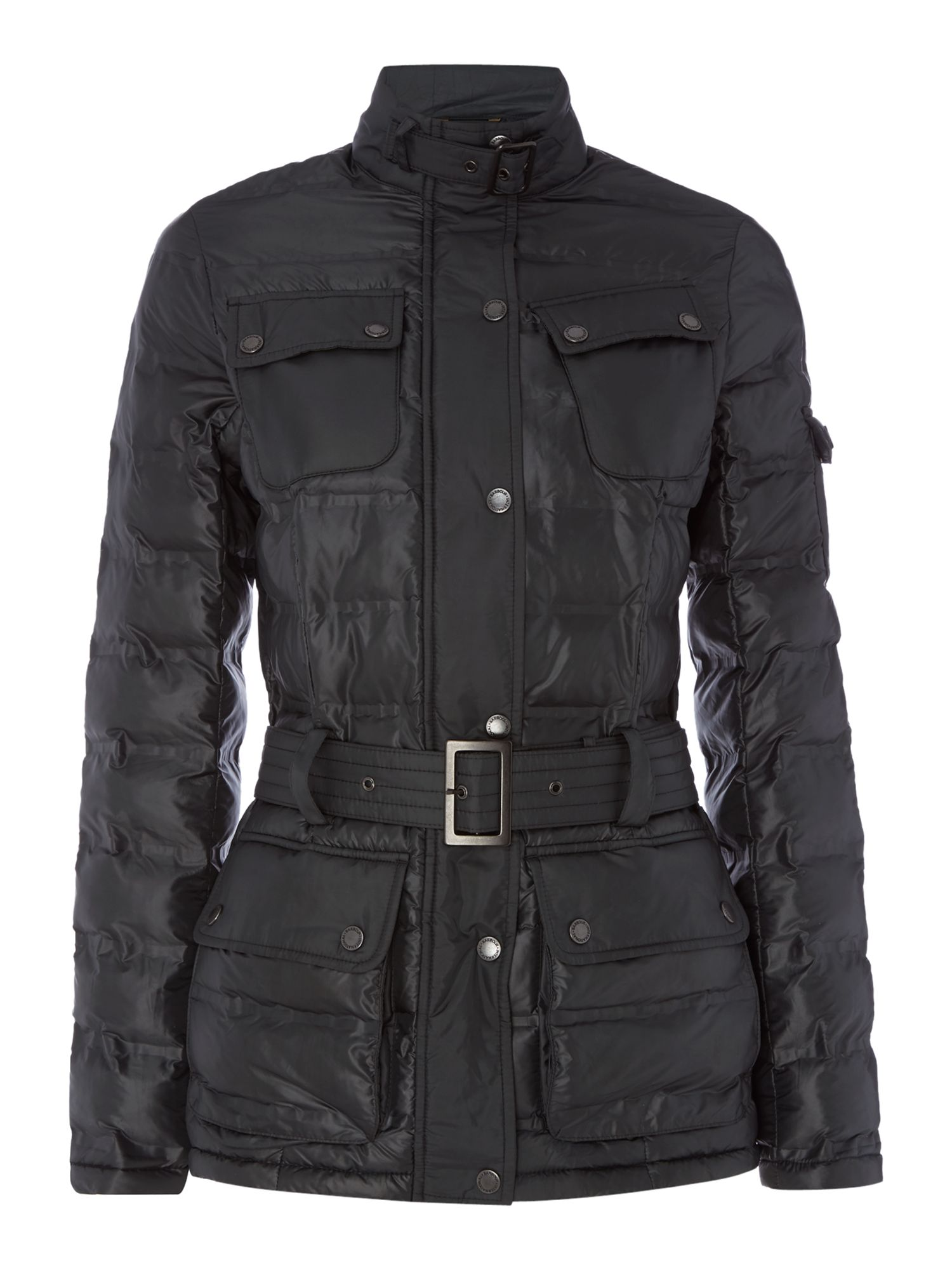Barbour Barbour international fairing parka Black