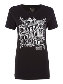 Barbour Barbour international breaker tee