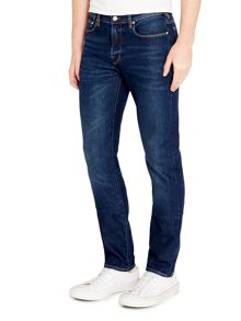PS By Paul Smith Slim fit stretch dark wash jeans