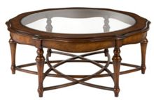 Linea Kensington Round Coffee Table