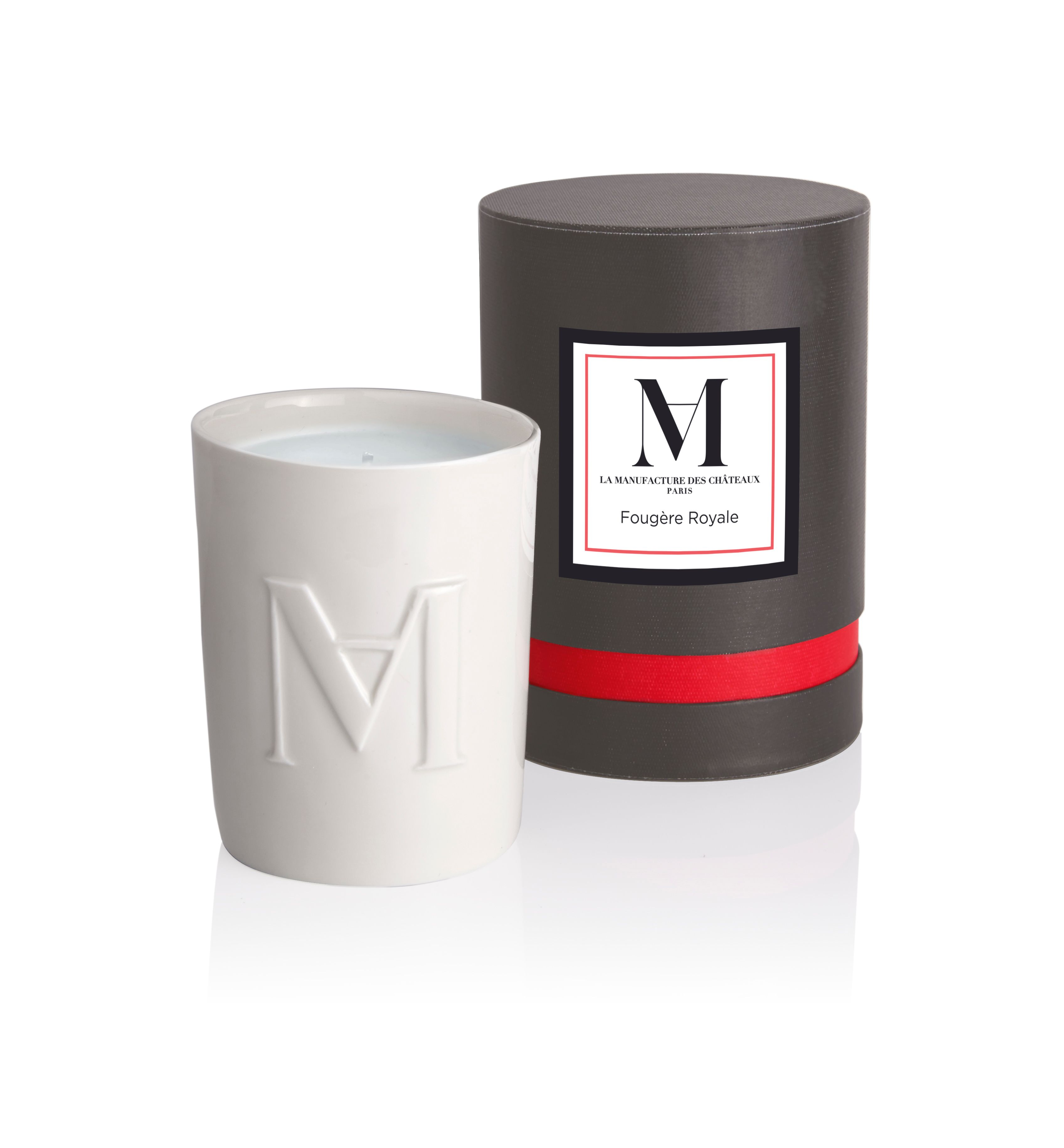 Image of La Manufacture Fougere Royale Candle 200g