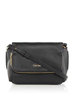 Myra zip crossbody bag