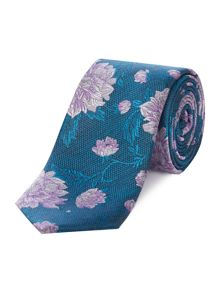 Ted Baker Nerther Floral and Spots Tie