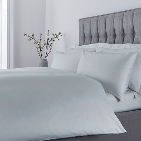 Luxury Hotel Collection 500 TC silk touch pillowcase pair