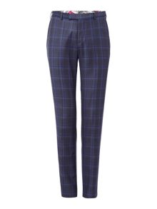Ted Baker Gave Slim Large Check Suit Trouser