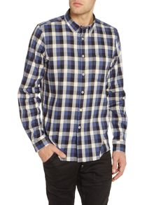 PS By Paul Smith Tailored fit checked shirt