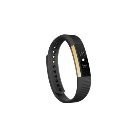 Fitbit Alta Fitness Wristband Gold series, Black Small