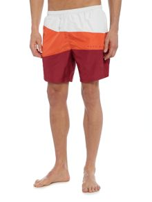 Hugo Boss Butterflyfish Curve Striped Shorts