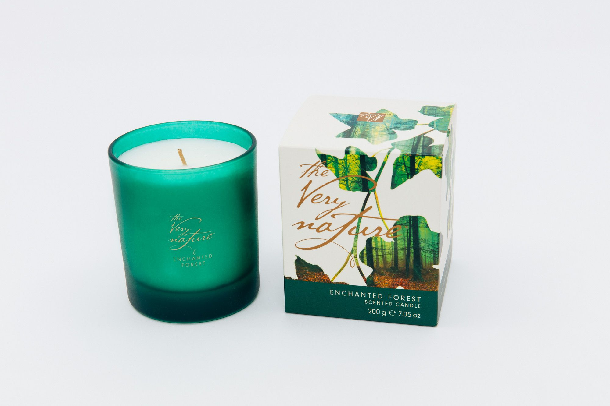 Image of The Very Nature Enchanted Forest Candle 200g