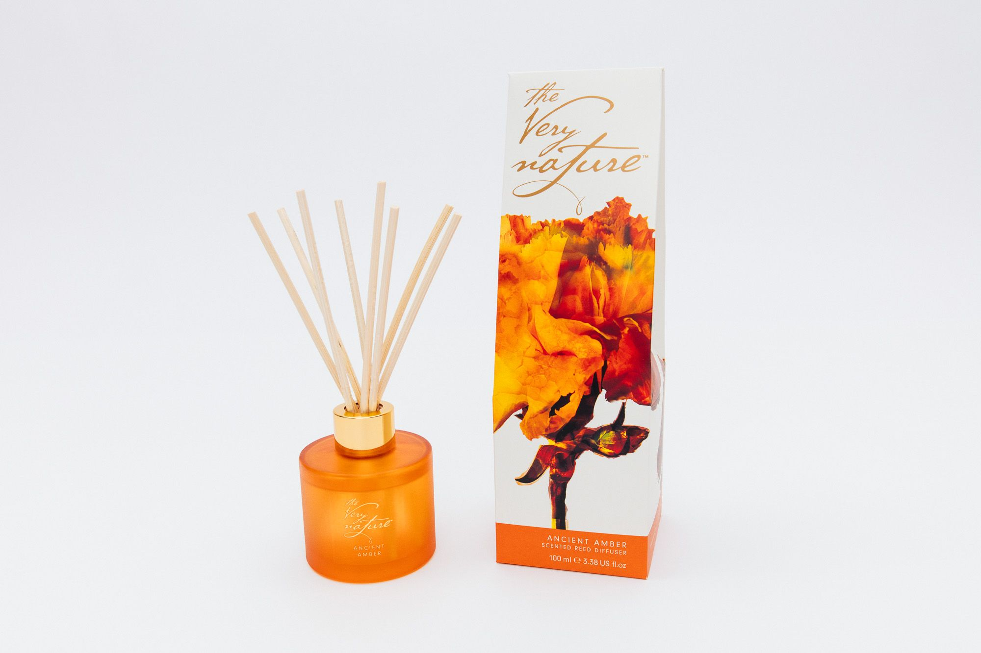 Image of The Very Nature Ancient Amber Diffuser 100ml