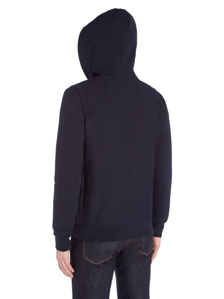 PS By Paul Smith Zip-up hoodied sweat top