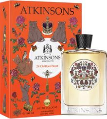 Atkinsons 24 Old Bond Street Limited Edition Eau de Cologne
