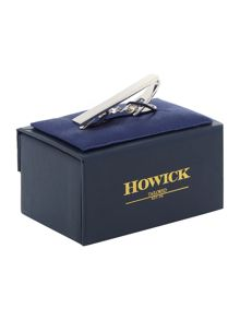 Howick Tailored Clean Rectangular Tie Clip