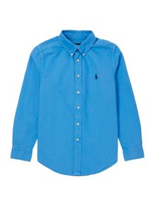 Polo Ralph Lauren Boys Oxford Shirt Long Sleeve