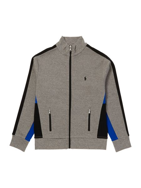 Polo Ralph Lauren Boys Zip Up Jumper