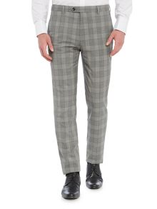 Ted Baker Saigon Prince of Wales Check Suit Trousers