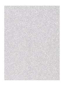 Linea Silver glitter 1.5m wrapping paper