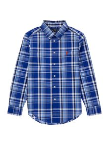 Polo Ralph Lauren Boys Checked Shirt