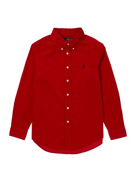 Polo Ralph Lauren Boys Cord Shirt