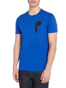 PS By Paul Smith PS front back logo print t-shirt