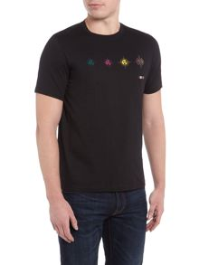 PS By Paul Smith PS target print t-shirt