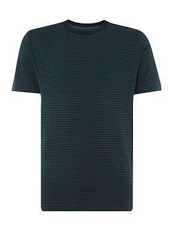 Regular fit striped t-shirt