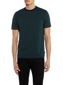 PS By Paul Smith Regular fit striped t-shirt