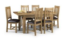 Linea Astoria Extending Table and 4 Chairs