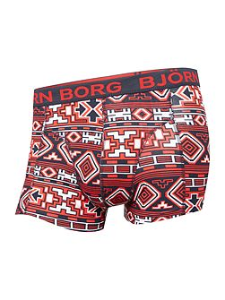 Nordic Print Trunk and Socks Gift Set