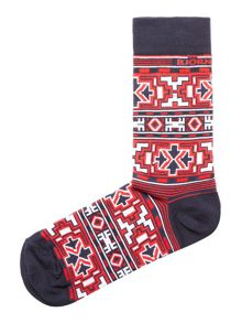 Bjorn Borg Nordic Print Trunk and Socks Gift Set