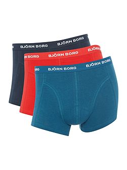 3 Pack of Solid Trunks