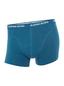 Bjorn Borg 3 Pack of Striped and Plain Trunks