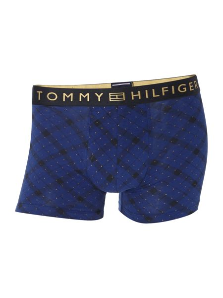 Tommy Hilfiger Single All Over Print Trunk Gift Box