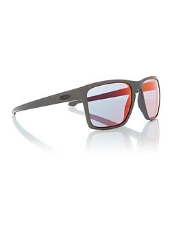 Grey OO9341 SLIVER XL rectangle sunglasses