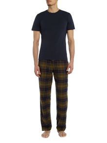 Barbour PJ Tee and Bottoms Gift Set