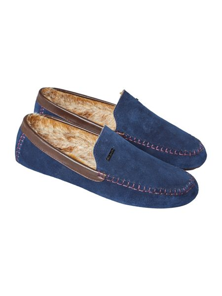 Ted Baker Morriss Moccasin Slippers