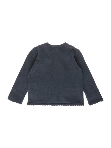 Benetton Baby Button Front Cardigan