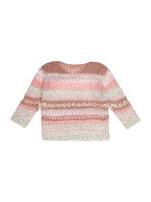 Benetton Baby Striped Jumper